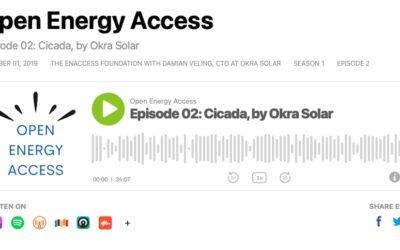 Open Energy Access Episode 02: Cicada, by Okra Solar